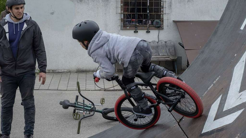 Coole Tricks für BMX