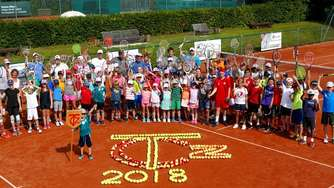Tennisclub Zorneding - Trainingswoche für Kinder in den Pfingstferien