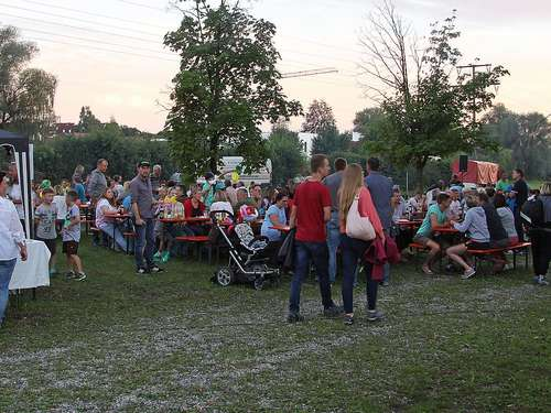 Open-Air-Kino am Veldener Postweiher