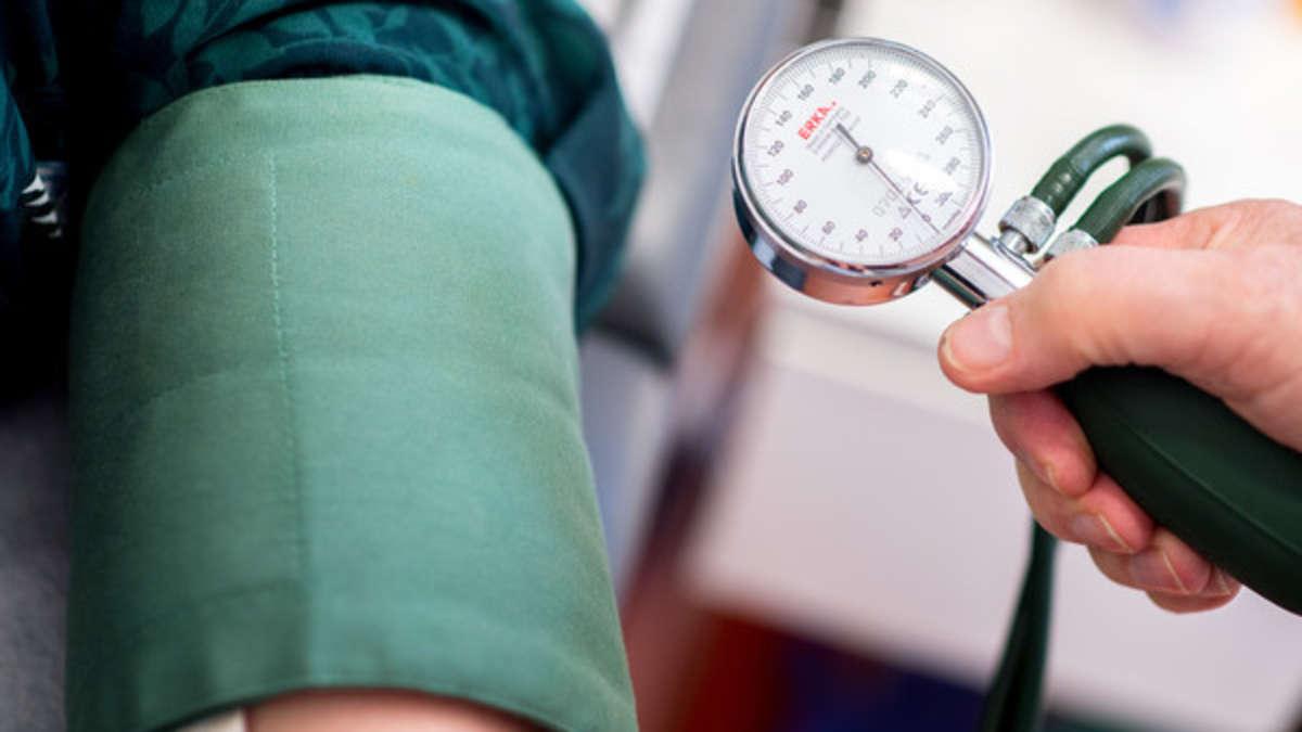Blutdruckwerte Optimal