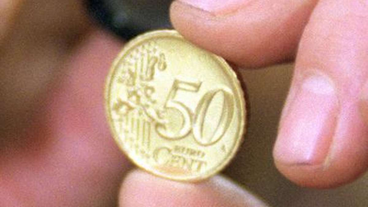 Cent Münze
