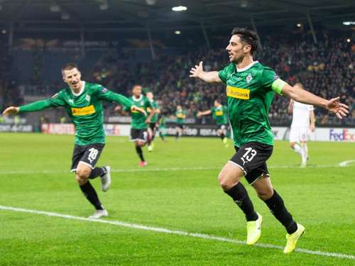 """Mr. Europa League"" Stindl rettet Gladbach das 1:0"