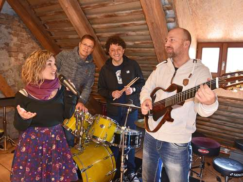 Band-Workshop 2020 in Ebersberg