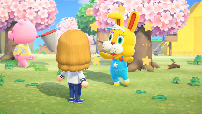 """Animal Crossing: New Horizons"" - Alle Infos zum Häschentag"