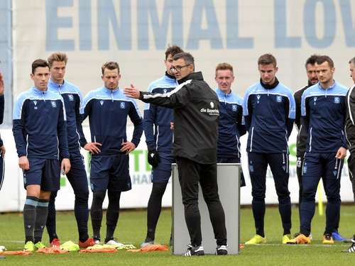 TSV 1860: Trainingsstart in Kleingruppen