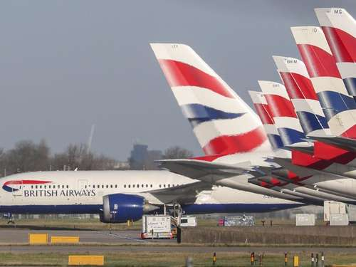 British-Airways-Mutter IAG: 12.000 Jobs stehen auf der Kippe