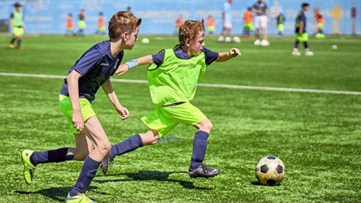 Löwen Fußballschule