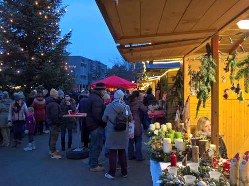 Kein Christkindlmarkt in Poing