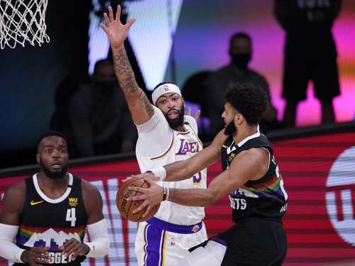 NBA-Playoffs: Denver Nuggets verkürzen Serie gegen Lakers