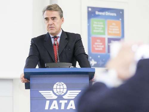 Chef des internationalen Airline-Verbands IATA tritt zurück