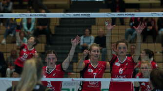 SV Lohhof Volleyball: Re-Start in der Bundesliga