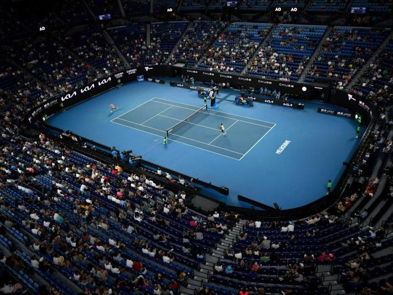 Lockdown bei Australian Open